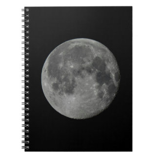 99% or the Moon - Notebook