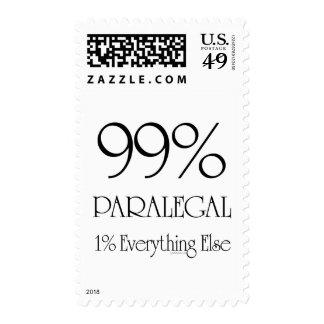 99% Paralegal Postage Stamp