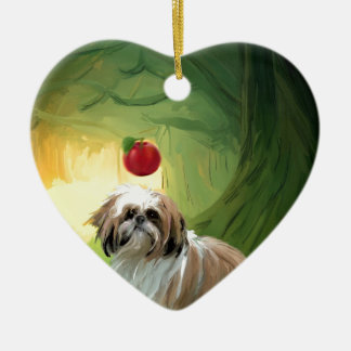 99 Percent_PAinting.jpg Christmas Ornament