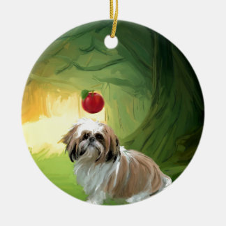 99 Percent_PAinting.jpg Christmas Ornaments