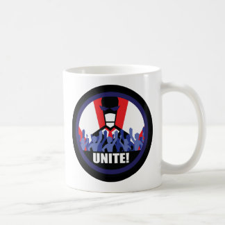 99 Percent United Coffee Mug