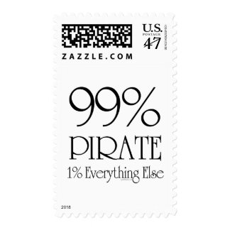 99% Pirate Postage