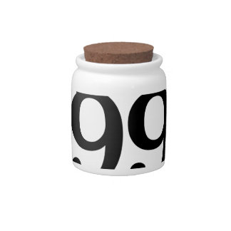 99 problems candy dish