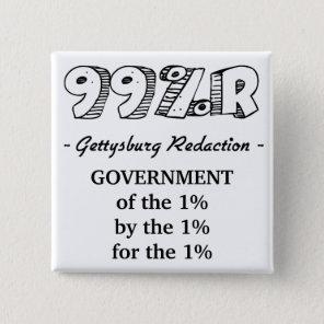 99%r Gettysburg Address Button