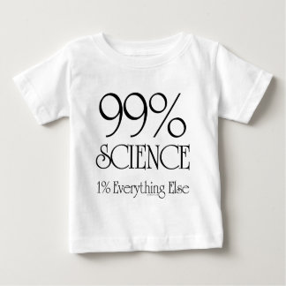 99% Science Baby T-Shirt