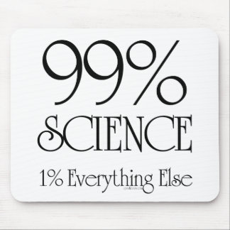 99% Science Mouse Pad