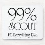 99% Scout Mousepads