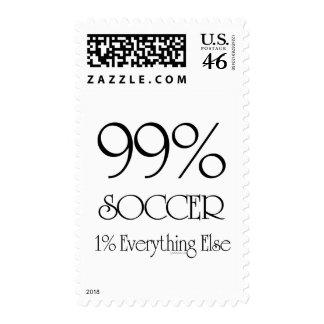 99 Soccer Stamp