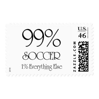 99 Soccer Postage Stamps