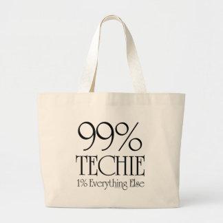 99% Techie Canvas Bag