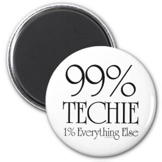 99% Techie Magnets