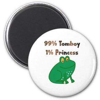 99% Tomboy 1% Princess Magnet