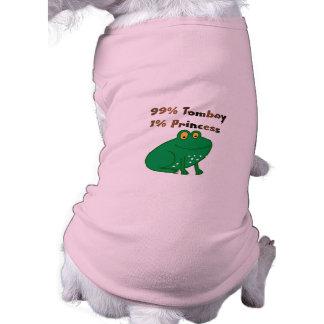 99% Tomboy 1% Princess T-Shirt