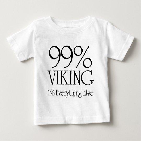 99% Viking Baby T-Shirt