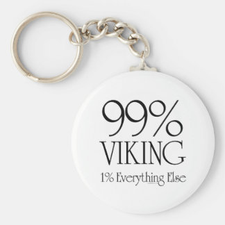 99% Viking Keychain