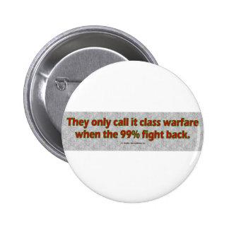 99PctFightBack Pinback Button