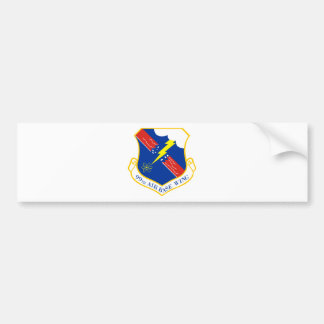 99th Air Base Wing Bumper Sticker