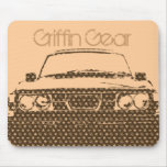 99turbo_GG_brwn, Griffin Gear Mouse Mats