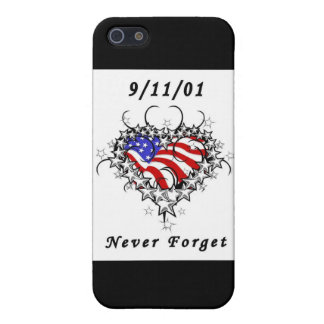 9/11/01 Patriotic Cover For iPhone SE/5/5s