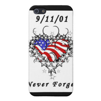 9/11/01 Patriotic Tattoo Cover For iPhone 5