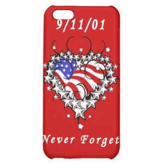 9/11/01 Patriotic Tattoo iPhone 5C Case