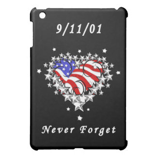 9/11/01 Patriotic Too iPad Mini Covers
