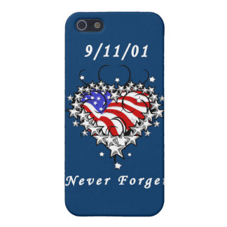 9/11/01 Patriotic Too Cover For iPhone 5