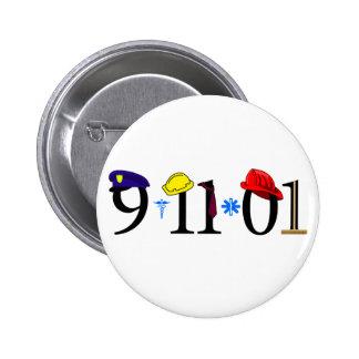 9-11-01 - Recuerde Pin