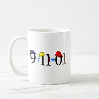 9-11-01 - Remember mug