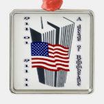 9-11 10ma conmemoración del aniversario ornamentos de reyes magos
