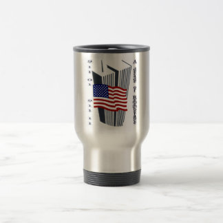 9-11 10mo aniversario conmemorativo taza