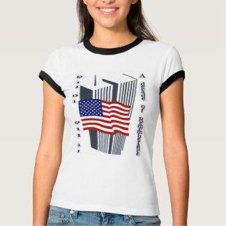 9-11 10th Anniversary Commemorative T-Shirt