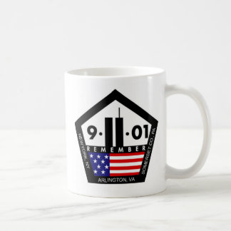 9-11 10th Anniversary Remembrance Mug