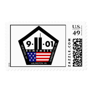9-11 10th Anniversary Remembrance Stamp