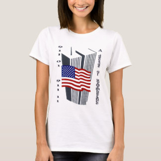 9-11 10th Anniversary Remembrance T-Shirt