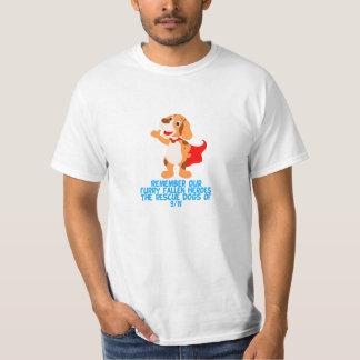 9/11 camiseta remeras