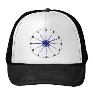9-11 Clock - Clock Trucker Hat