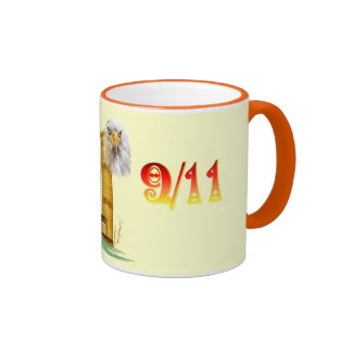 9/11 COFFEE MUGS