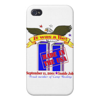 9/11 Conspiracy Iphone Case