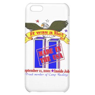 9/11 Conspiracy Iphone Case iPhone 5C Case
