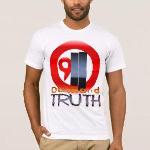 9/11 Demand Truth T-Shirt
