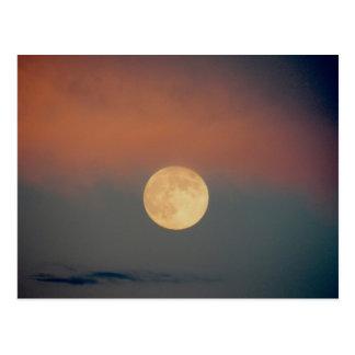 9/11 Full Moon Postcard