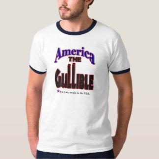 9/11 Gullible T-shirts