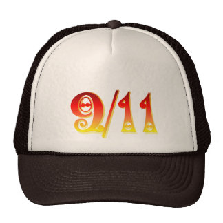 9/11 TRUCKER HAT