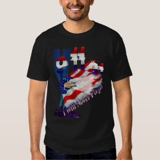 9-11 I Will Not Forget  Shirts