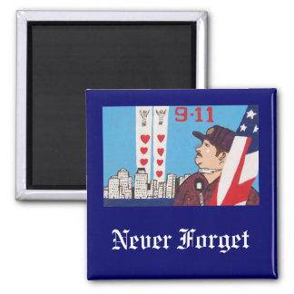 9-11 imán