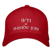 9/11 Inside Job Red Hat