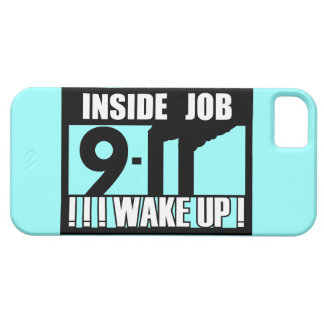 9-11 INSIDE JOB WAKE UP - 911 truth, truther iPhone 5 Cases