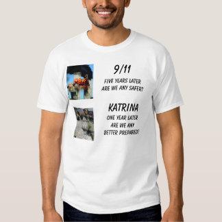 9/11 Katrina T Shirt