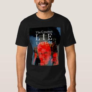 9/11: La mentira más grande dijo nunca Playera